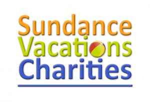 Charities Logo for SundanceVacationsCharities