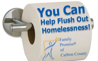 "Family Promise of Carbon County ""Flushes Out Homelessness"""
