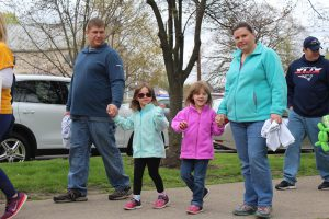 Sundance Vacations Sponsors Walk A Thon 2017 image of The Nesgoda Family