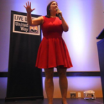 Sundance Vacations United Way Kick Off Erin Gruwell