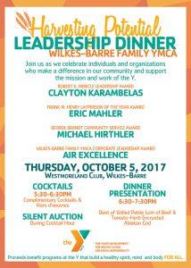 Sundance Vacations YMCA Annual Leadership Dinner