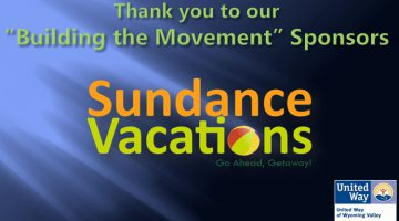 Sundance Vacations United Way kickoff 2019